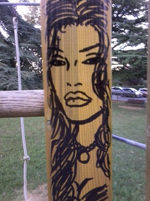 Angelina Jolie par ginela68